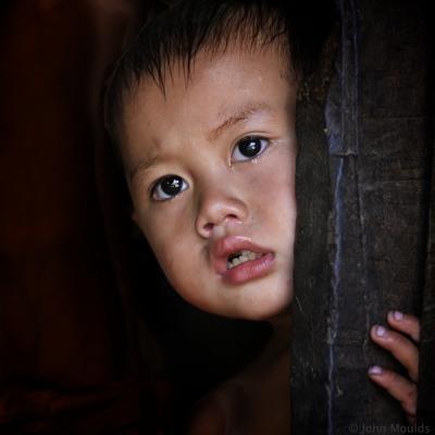 face of vietnam - Mang boy in A Mai, Pa Ve Su, Lai Chau