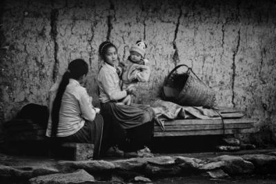 face of vietnam - Hmong in Chin Chu Lin