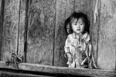 face of vietnam - Laos