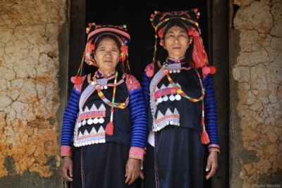 face of vietnam - Ha Nhi in Le Ma Village in Ka Lang Commune near Pac Ma