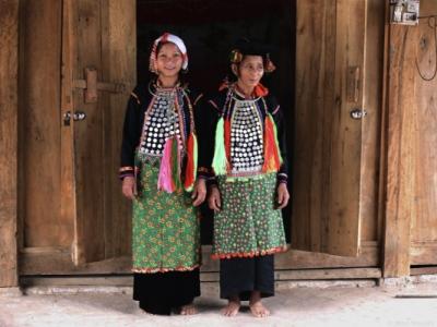 face of vietnam - Si La ethnic people in Seo Hai Village