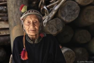 face of vietnam - Ha Nhi Village Hua Bum