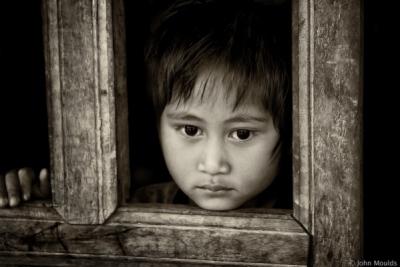 face of vietnam - A Hua Townlet Nham Village A Luoi
