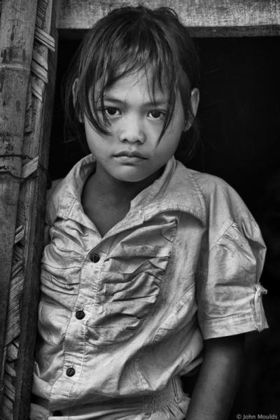face of vietnam - Miss Ben, Van Kieu minority in Luc Veng Townlet, Ta Rut Town Quang Tri Village