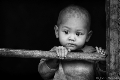 face of vietnam - Van Kieu Minority in Luc Veng Townlet, Ta Rut Town, Quang Tri Province