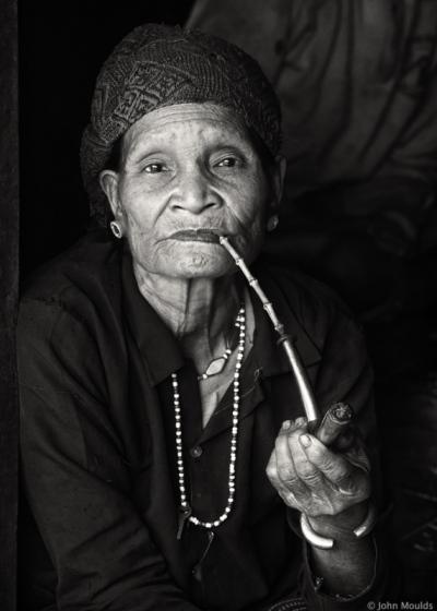face of vietnam - Van Kieu Minority in Luc Veng Townlet Ta Rut Town Quang Tri Province