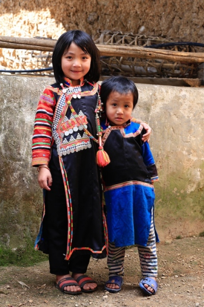 face of vietnam - MUONG TE & BAC HA