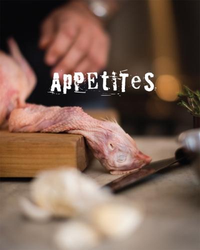 Suet Chong Design - Appetites
