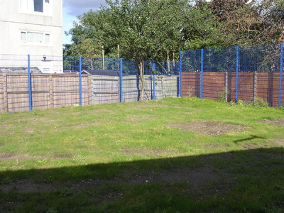 Mike Shadbolt Landscape Architect - Before the work started