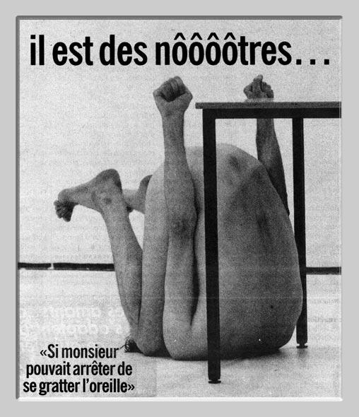 f6 -   Libération du 01 novembre 1999