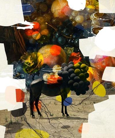 f6 - Collage #125 © Francis Blanchemanche & Alhertheredrea Calchemulgamurilida