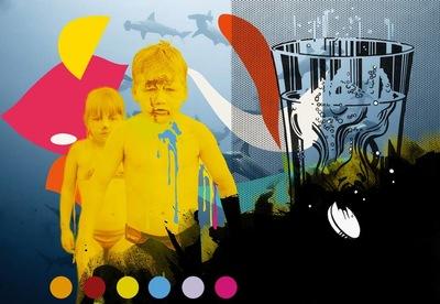 f6 - Collage #056 © Francis Blanchemanche & Alpaoroyangar Versteinsafcerbenstein