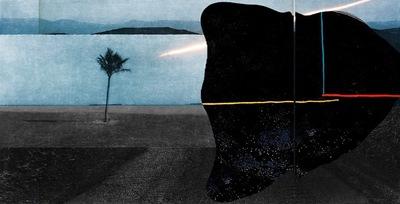 f6 - Collage #066 © Francis Blanchemanche & Aljunkegjin Rossleecooleko