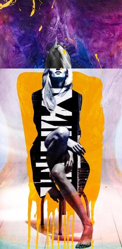 f6 - Collage #150 @ Francis Blanchemanche & Tokenserwinyveil Stajoslatsauklenski