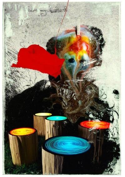 f6 - Collage #013 © Francis Blanchemanche & Glenmicson Browmassthomont