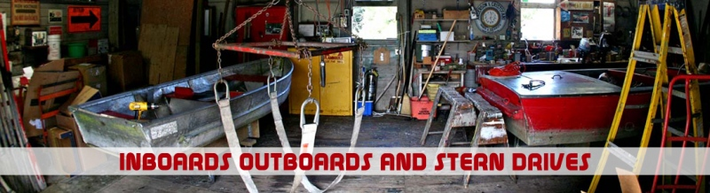 Inboards Outboards And Stern Drives