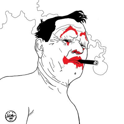 Lexa Illustrateur. - Clown