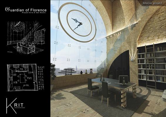 Jr.Krit - TORRE renovate old tower