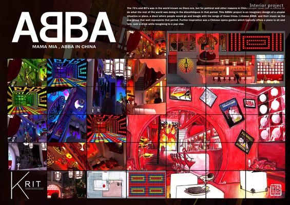Jr.Krit - ABBA s bar