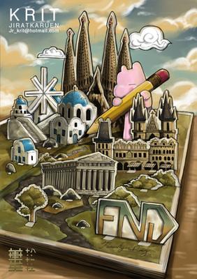 Jr.Krit - FND COVER