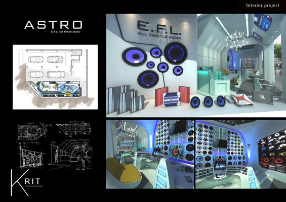 Jr.Krit - ASTRO stereo shop