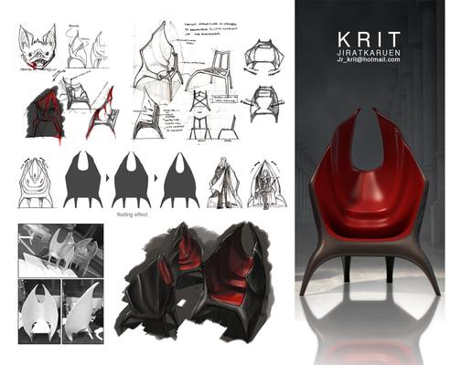 Jr.Krit - VLAD FURNITURE DESIGN