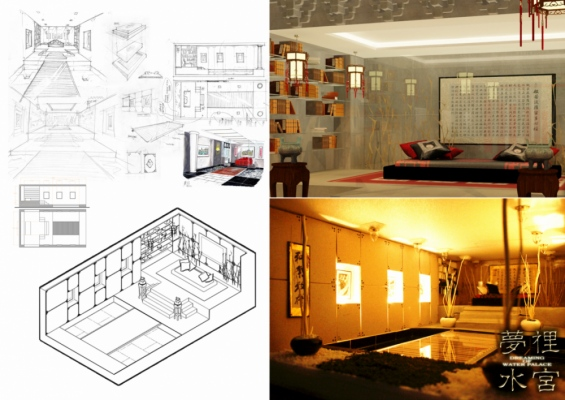 Jr.Krit - MENGLISHUIGONG model building