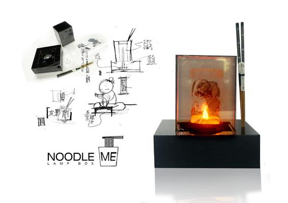 Jr.Krit - NOODLE ME ARTISIC DESIGN