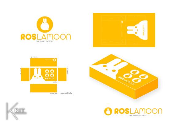 Jr.Krit - ROSRAMOONpackaging design