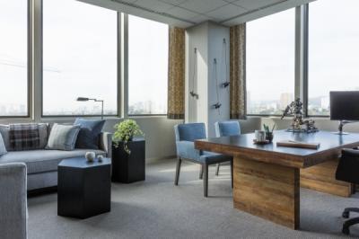 Gilmore Design Studio - handsome office