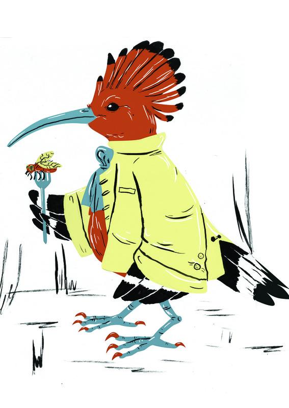 Annabel Davis Illustration -