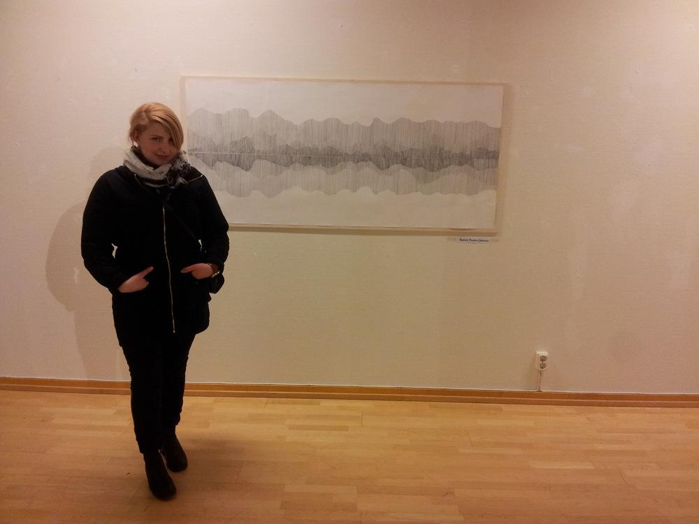 Dackelid Form - Utställningen i Bengtsfors konsthall