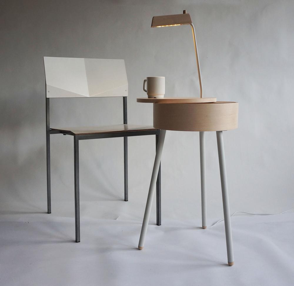 Dackelid Form - Fungerar utmärkt som ett sidobord