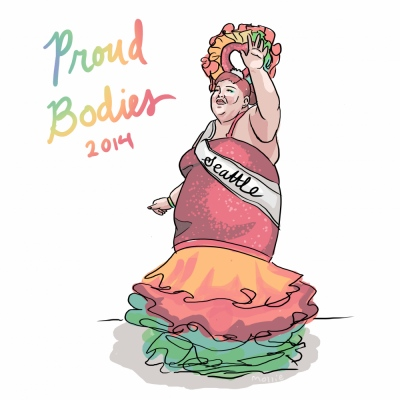Mollie Fabric - Pride