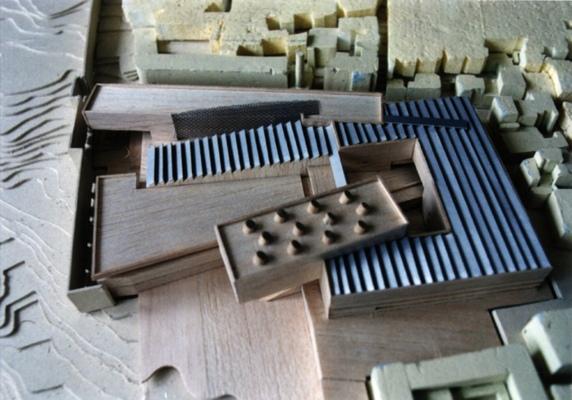 uk-architektin - institut für schriftkultur, jerusalem
