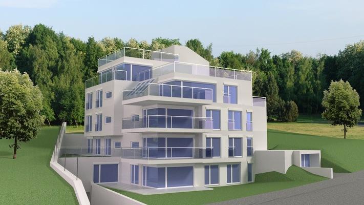 uk-architektin - wohnhaus, wien, glanzinggasse