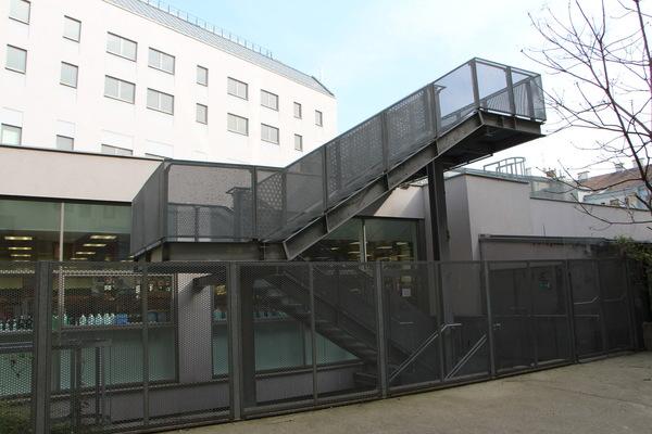 uk-architektin - müller favoritenstraße