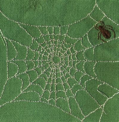 Laura Eriksen - Spiderwebs