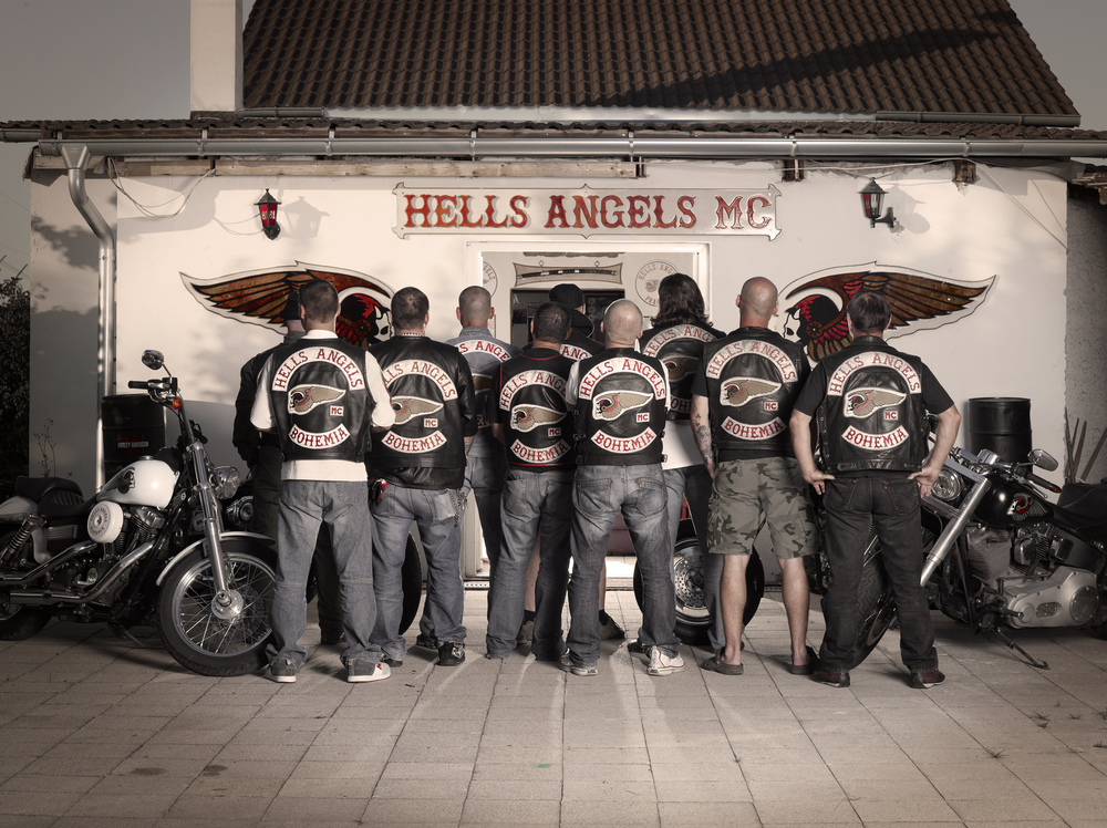 matej tresnak photographer I director - Hells Angels Bohemia