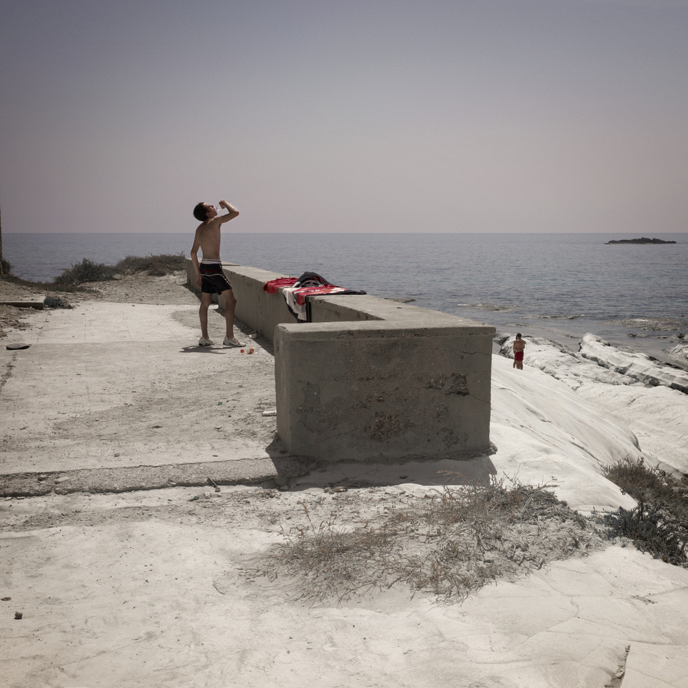matej tresnak photographer I director - Sicily 2010 - land of concrete.