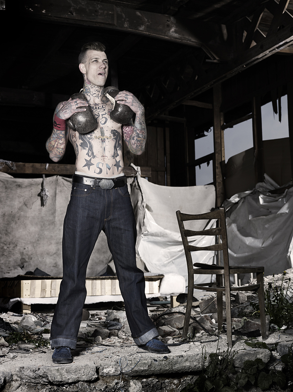 matej tresnak photographer I director - Lucky Hazzard denims