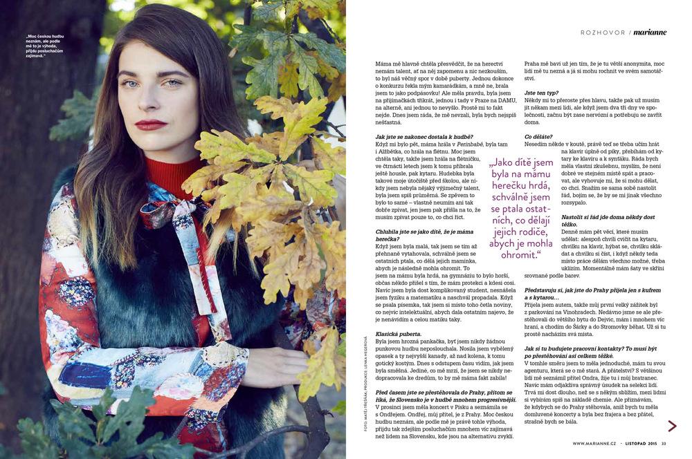 matej tresnak photography - Katarzia - singer