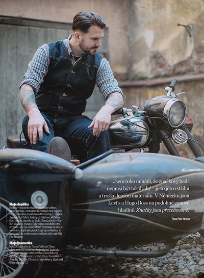 matej tresnak photographer I director - For Men - Fashion Bible