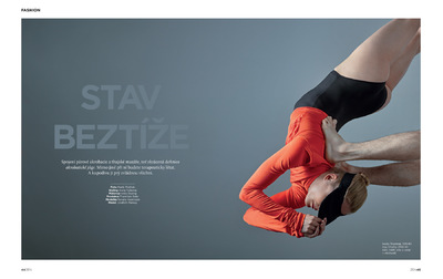 matej tresnak photographer I director - ZERO GRAVITY - ACRO YOGA (ZEN magazine)