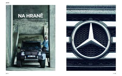 matej tresnak photography - Mercedes Benz G 500 AMG adv. (ZEN magazine)