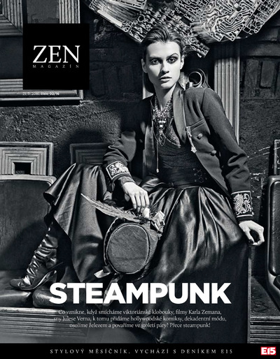 matej tresnak photography - STEAMPUNK (ZEN magazine)