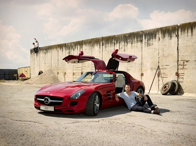 matej tresnak photographer I director - MERCEDES-BENZ CZ - calendar 2015