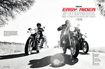 matej tresnak photographer I director - EASY RIDERS