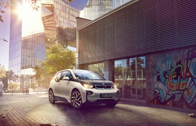 matej tresnak photographer I director - BMW i3