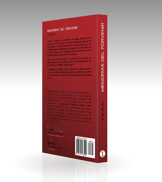 Ejemplo maquetación novela